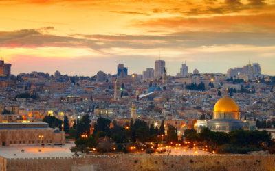 In den Sommerferien nach Israel
